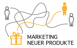 Marketing neuer Produkte